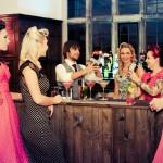 Vintage Cocktail Bar Sussex