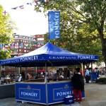 Pommery Tent