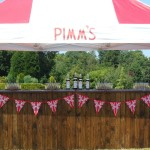 Pimms Tent