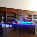 Mirroed bar