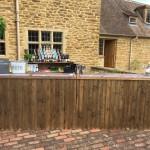 Sussex Wooden Bar